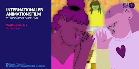 Festival of Animation Berlin 2021 • Internationaler Animationsfilm I tickets