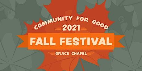 Community For Good Fall Festival (Lexington) tickets