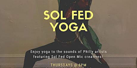 Sol Fed Yoga tickets