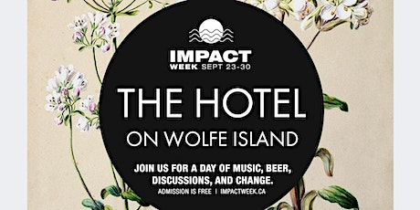 THE HOTEL ON WOLFE - PATIO PARTY - SATURDAY, SEPT 25TH - 1:00PM tickets