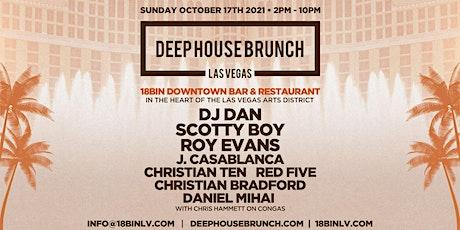 Deep House Brunch: Las Vegas tickets