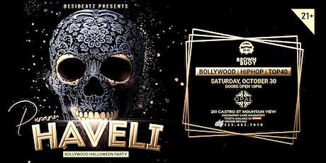 PURANI HAVELI - A Bollywood Halloween Party tickets