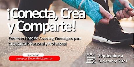¡Conecta, Crea y Comparte! Entrenamientos Gratuitos de Coaching Ontológico entradas