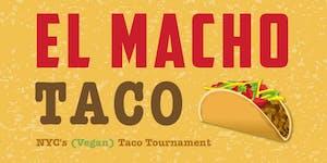 El Macho Taco