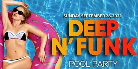"CANVAS Dallas ""Deep N Funk"" Pool Party tickets"
