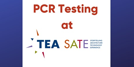 On site PCR testing at TEA SATE Europe 2021 entradas