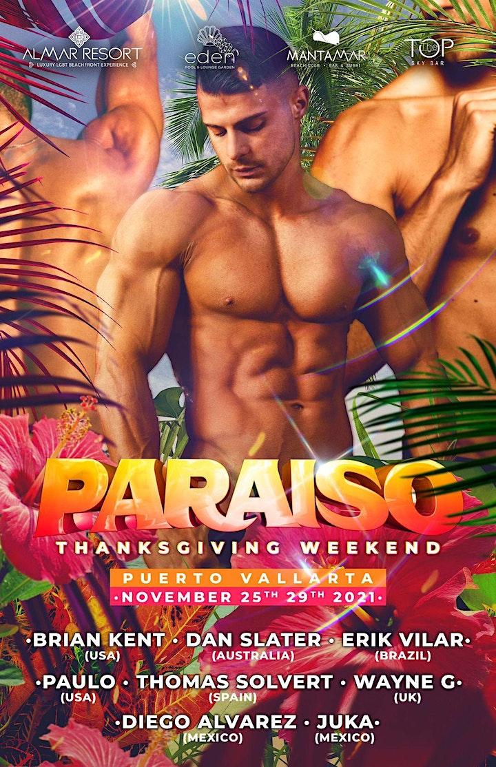 Paraiso Thanksgiving Weekend image