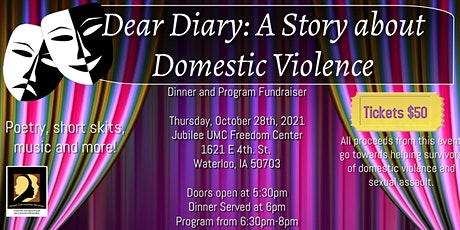 Dear Diary: A Story about Domestic Violence tickets