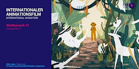 Festival of Animation Berlin 2021 • Internationaler Animationsfilm IV tickets