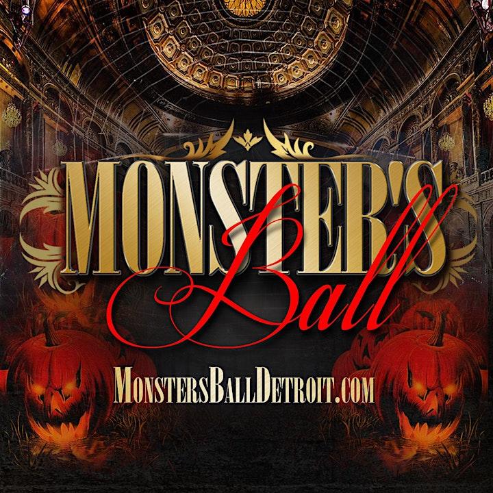 MONSTER'S BALL DETROIT 2021 image