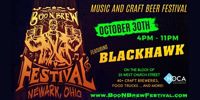 Boo N Brew Craft Beer and Music Festival