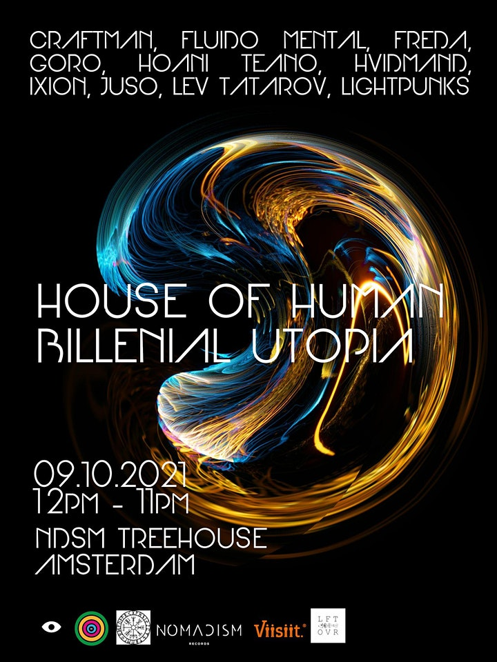 House of Human - Billenial Utopia - 2nd Edition image
