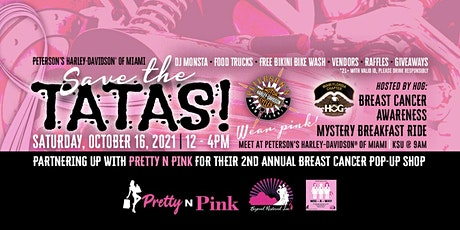 Save The Tatas, Breast Cancer Awareness Event! tickets