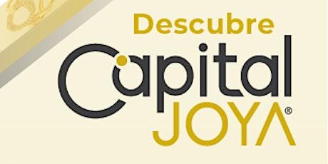 Descubre Capital JOYA entradas