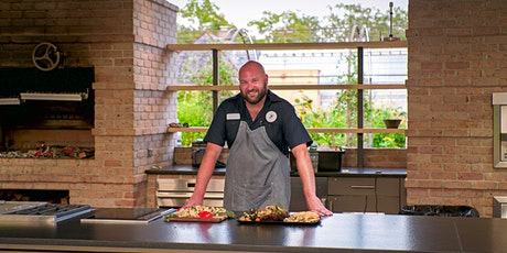 """""""Cooking With Fire"""" with Chef Pat White tickets"""