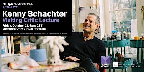 Sculpture Talks 2021 | Kenny Schachter tickets