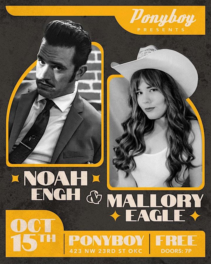 Noah Engh & Mallory Eagle image