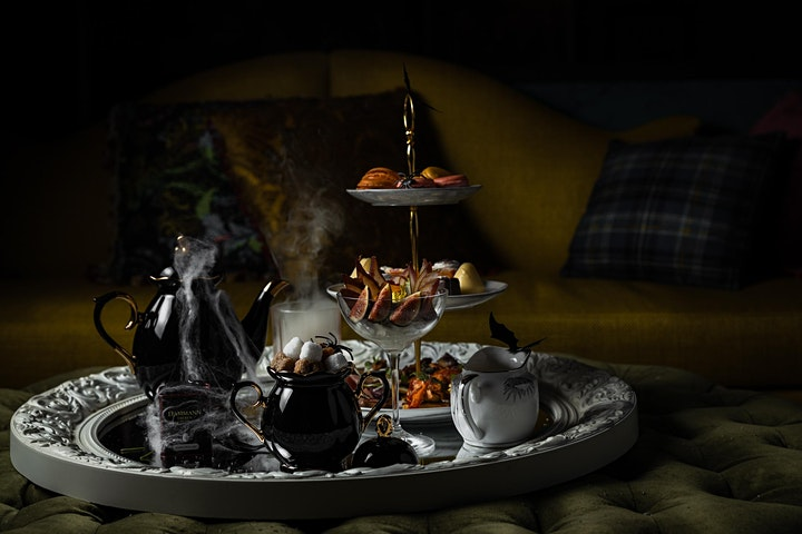 Spooky Tea at Lilly Rose image