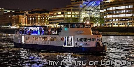 London Soul Train Cruise (Summer Special) Jazz Funk Soul Disco Boat tickets