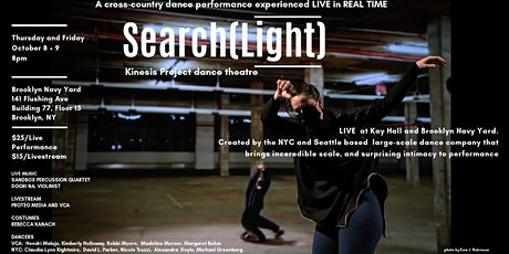 Search(Light) by Kinesis Project dance theatre tickets