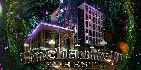 """""""Enchanted Forest"""" •  Hard Rock  Rooftop Halloween Costume Party! tickets"""