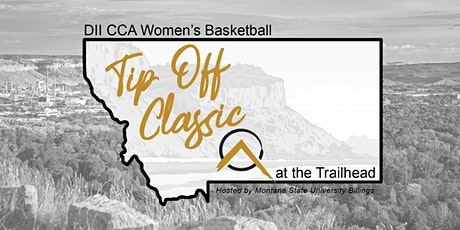D2CCA Tip Off Classic at the Trailhead tickets
