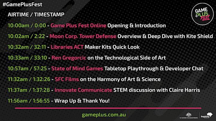 Game Plus Fest Online 2021 image