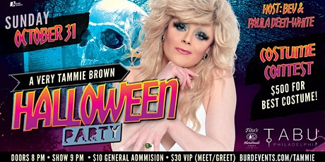 A Very Tammie Brown Halloween Party tickets