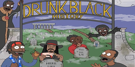 Drunk Black History: Halloween tickets