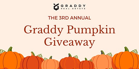 Graddy Pumpkin Giveaway tickets