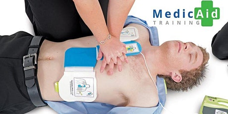 Level 3 Emergency First Aid at Work 1-Day Training Course, November 2nd tickets