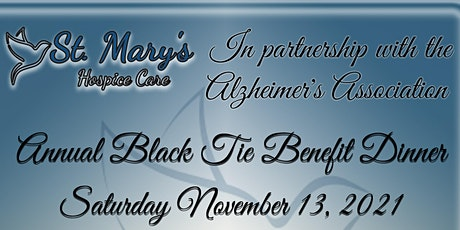 St Mary's Hospice Annual Benefit Dinner/Gala tickets