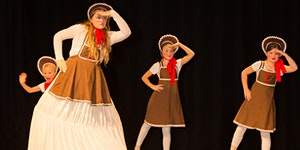 The Nutcracker Suite and Holiday Showcase 2015