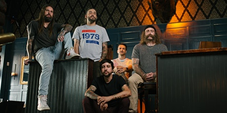 Every Time I Die tickets