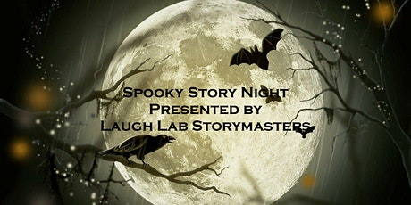 Spooky Story Night...with Laugh Lab Storymasters tickets