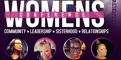 Queen Kalyndi Presents:  WOMENS CONFERENCE tickets