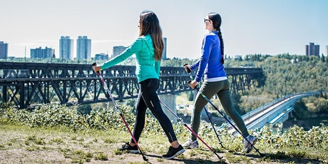 Nordic Walking and Strength Fusion Class - Royal Oak NW Calgary AB tickets