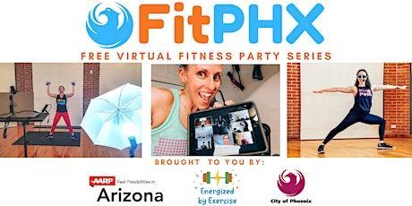 Live Virtual Fitness Class tickets