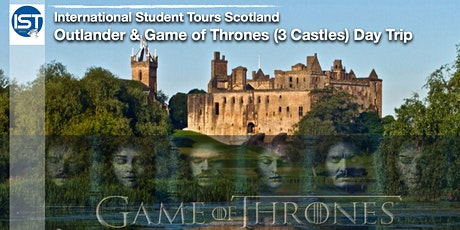 Outlander Tour and Game of Thrones (3 Castles) Day Trip tickets