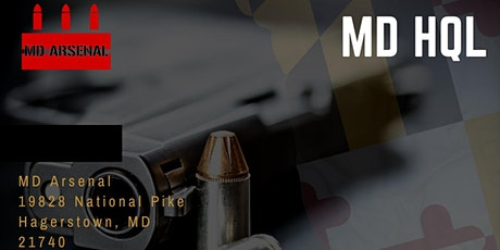 Maryland HQL CLass tickets