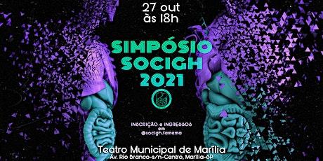 SIMPÓSIO SOCIGH 2021 ingressos