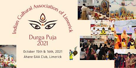 Durga Puja 2021 tickets