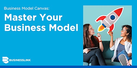 Business Model Canvas: Master Your Business Model tickets