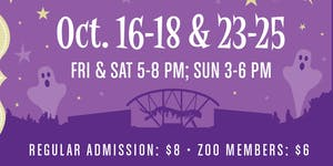 Boo at the Zoo presented by Old National Bank