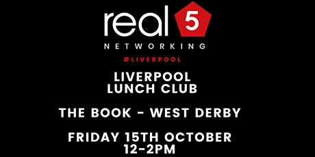 real5 Liverpool Lunch Club tickets