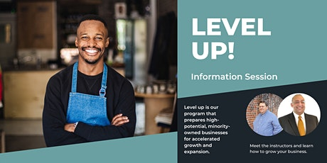 Level Up! Information Session tickets