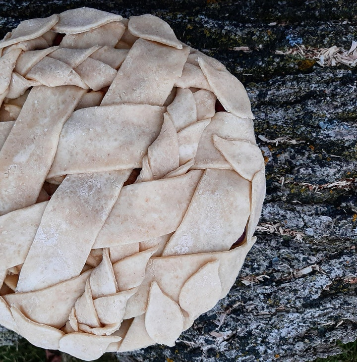 Decorative Pie Workshop at Ladybank Farm and Schoolhouse (Dec.1) image
