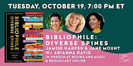 In-Person: Jamise Harper & Jane Mount w/ Arianna Davis tickets