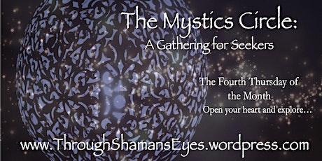 The Mystics Circle welcomes toe reader Barbara Lee Mays November 18, 2021. tickets