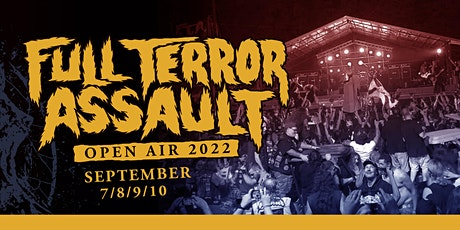 Full Terror Assault Open Air VII - 2022 tickets
